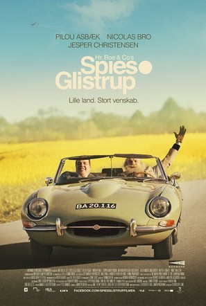 Spies & Glistrup - Danish Movie Poster (thumbnail)