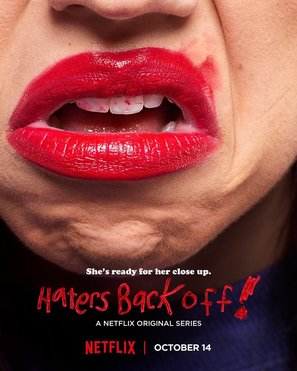 """Haters Back Off"" - Movie Poster (thumbnail)"