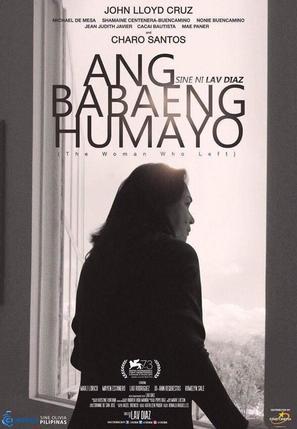 Ang babaeng humayo - Philippine Movie Poster (thumbnail)