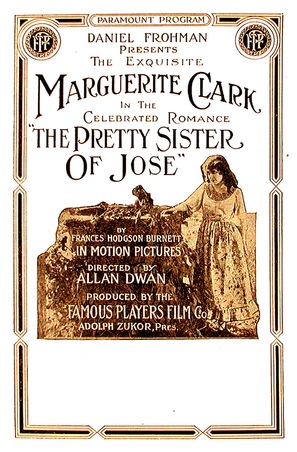 The Pretty Sister of Jose - Movie Poster (thumbnail)