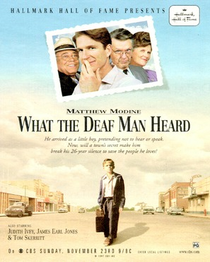 What the Deaf Man Heard - poster (thumbnail)