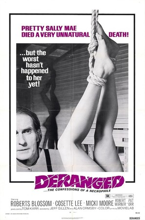 Deranged - Movie Poster (thumbnail)