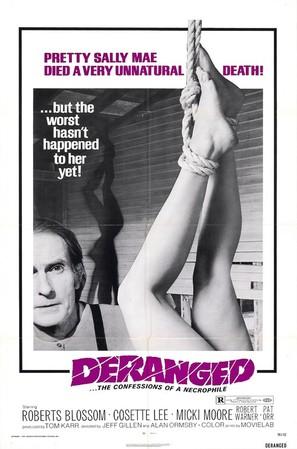 Deranged - Movie Poster (thumbnail)