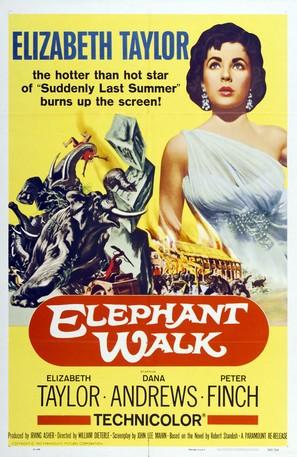 Elephant Walk - Movie Poster (thumbnail)