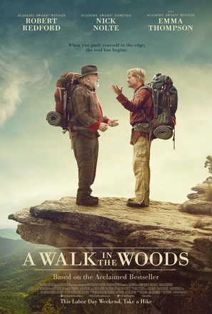 A Walk in the Woods - Movie Poster (thumbnail)