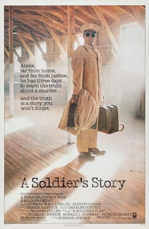 A Soldier's Story - Movie Poster (thumbnail)