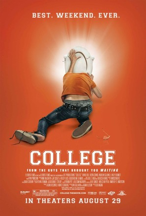 College - Movie Poster (thumbnail)