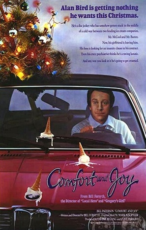 Comfort and Joy - British Movie Poster (thumbnail)