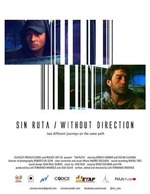 Sin Ruta - Venezuelan Movie Poster (thumbnail)
