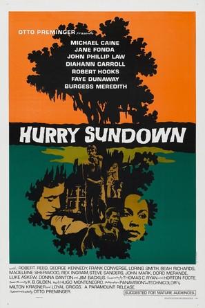 Hurry Sundown - Movie Poster (thumbnail)