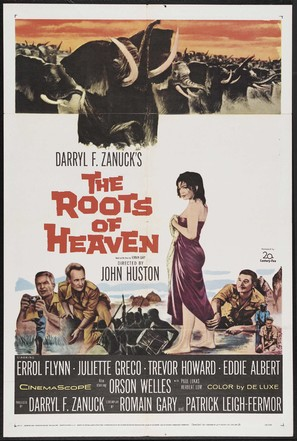 The Roots of Heaven - Movie Poster (thumbnail)