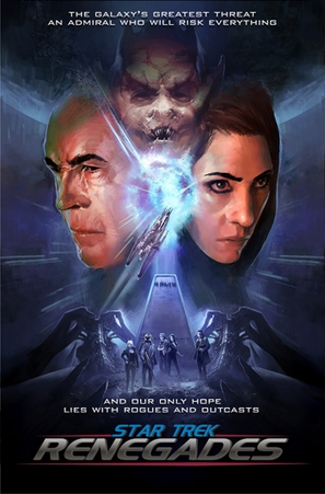 Star Trek: Renegades - Movie Poster (thumbnail)