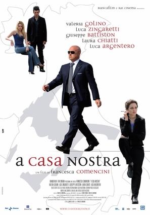 A casa nostra - Italian poster (thumbnail)