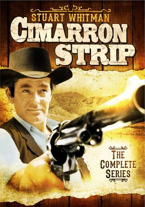 """Cimarron Strip"" - DVD movie cover (thumbnail)"