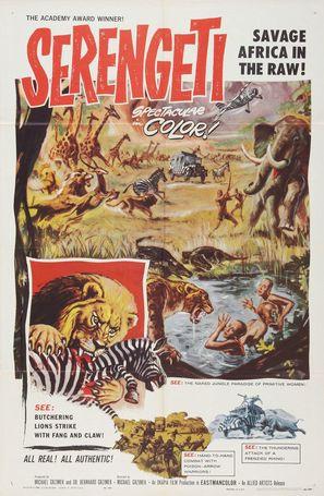 Serengeti darf nicht sterben - Movie Poster (thumbnail)