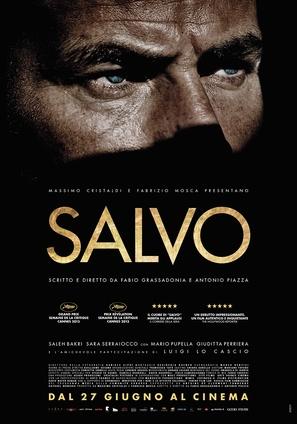 Salvo - Italian Movie Poster (thumbnail)