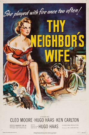 Thy Neighbor's Wife - Movie Poster (thumbnail)