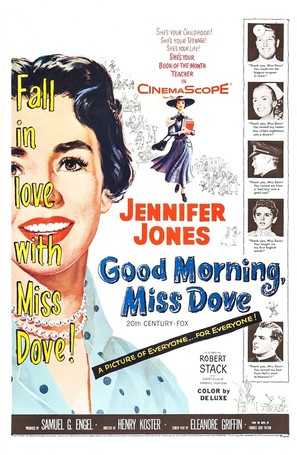 Good Morning, Miss Dove - Movie Poster (thumbnail)