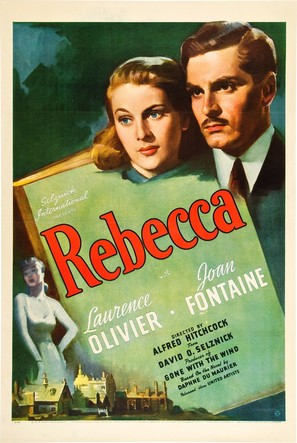 Rebecca - Movie Poster (thumbnail)