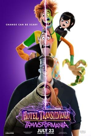 Hotel Transylvania: Transformania - Movie Poster (thumbnail)