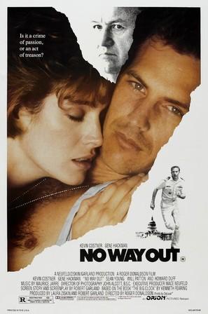 No Way Out - Movie Poster (thumbnail)