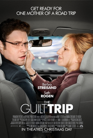 The Guilt Trip - Movie Poster (thumbnail)