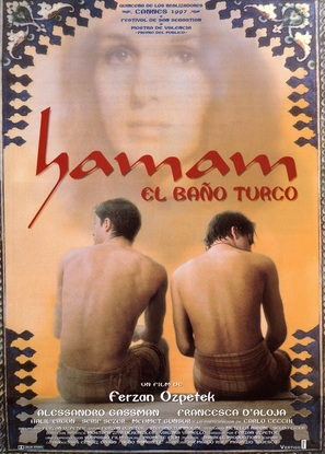 Hamam - Spanish Movie Poster (thumbnail)