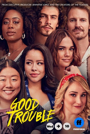 """Good Trouble"" - Movie Poster (thumbnail)"