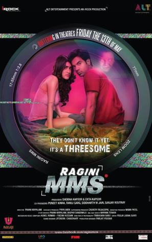 Ragini MMS - Indian Movie Poster (thumbnail)