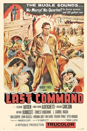The Last Command - Movie Poster (thumbnail)