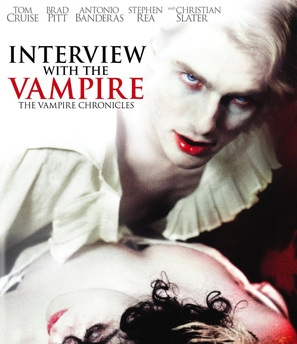 Interview With The Vampire - Movie Cover (thumbnail)