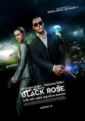 Black Rose - Movie Poster (thumbnail)