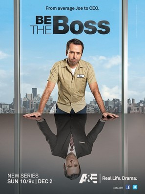 """Be the Boss"" - Movie Poster (thumbnail)"