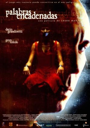 Palabras encadenadas - Spanish Movie Poster (thumbnail)