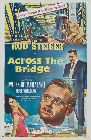 Across the Bridge - Movie Poster (thumbnail)