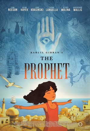 Kahlil Gibran's The Prophet - Movie Poster (thumbnail)