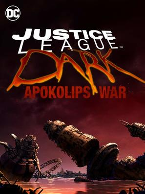 Justice League Dark: Apokolips War - Movie Poster (thumbnail)