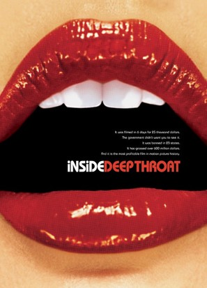 Inside Deep Throat - Movie Poster (thumbnail)