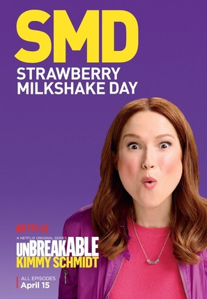 """Unbreakable Kimmy Schmidt"""