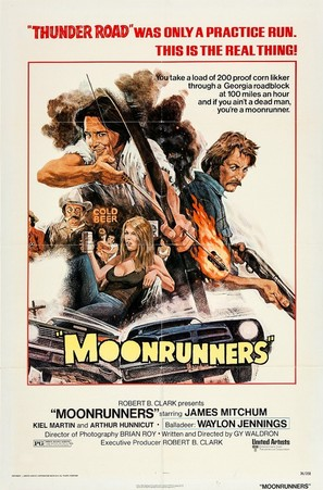 Moonrunners - Movie Poster (thumbnail)