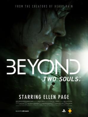 Beyond: Two Souls - Movie Poster (thumbnail)