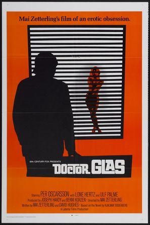 Doktor Glas - Movie Poster (thumbnail)