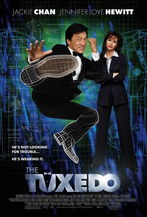 The Tuxedo - Movie Poster (thumbnail)