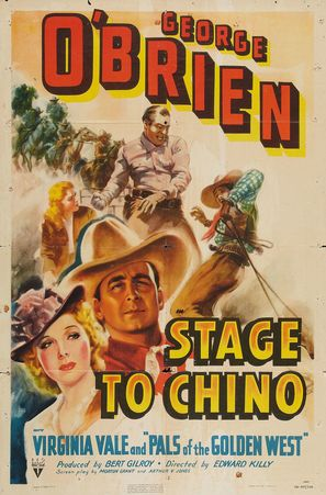 Stage to Chino - Movie Poster (thumbnail)