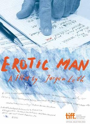 The Erotic Man - Danish Movie Poster (thumbnail)