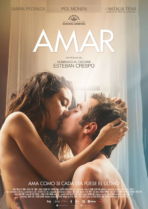 Amar - Spanish Movie Poster (thumbnail)