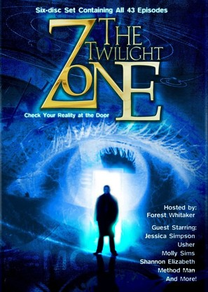 """The Twilight Zone"" - DVD movie cover (thumbnail)"