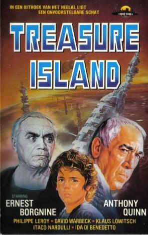 """Isola del tesoro, L'"" - VHS movie cover (thumbnail)"