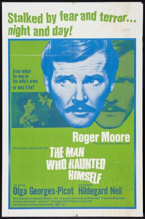 The Man Who Haunted Himself - Movie Poster (thumbnail)