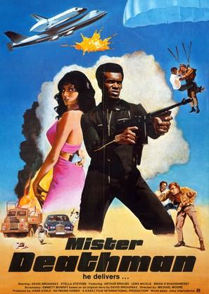 Mister Deathman - Movie Poster (thumbnail)